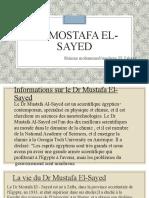 Dr Mostafa El-sayed