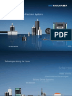 Drives and Micro Precision Systems