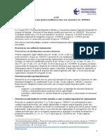 TI Moldova Aviz La Proiectul de Lege ANI