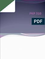 PKP 3111 masalah