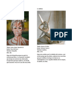 Categorías estéticas UNAM
