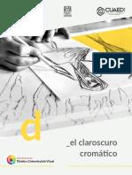 Claroscuro cromatico