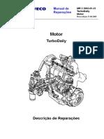 MR 02 Motor Turbo Daily