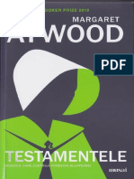 Margaret Atwood - Testamentele