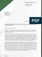 badenova zu Laufzeitverlängerung der Deutschen Atomkraftwerke