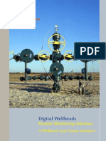 FMC Digital Wellheads - remote monitoring