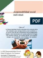 RSI responsabilidad social