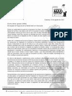 2 - Piden a la Nunciatura y la Conferencia Episcopal Venezolana alzar la voz por los pacientes renales (Fotos)