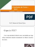 TCC aula 1