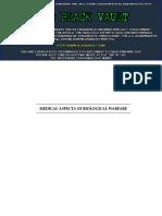 Medical Aspects of Biological Warfare (2007)