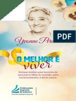 SETEMBRO AMARELO MENSAGENS - YVONNE PEREIRA- FEDERATIVAS