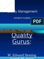 Quality 16 April