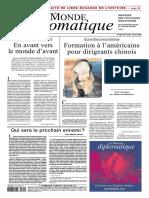 Le Monde Diplomatique - 01 2021