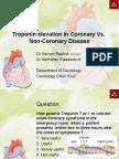 Troponin elevation in Normal Coronaries