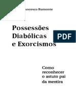Pe. Francesco Bamonte_Possesões Diabólicas e Exorcismo