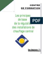 Les Principes de Bases de La Régulation Chauffage Central