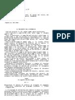Blocco Licenziamenti Decreto Legge 30 Giugno 2021 n 99