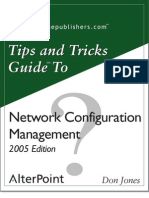Guide to Network Configuration Management