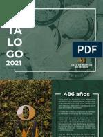 Catalogo 2021 CMM