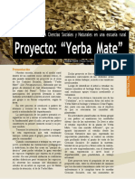 PROYECTO YERBA MATE