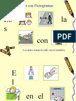 frases en pictogramas nº 2