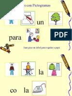 frases en pictogramas nº 3
