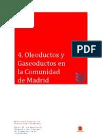 Oleoductos-Gaseoductos Comunidad Madrid