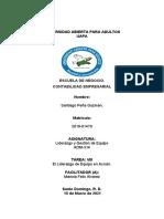 TAREA VIII DE ADM-314