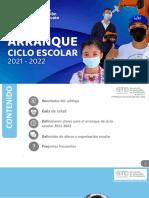 SEG Arranque Inicio Ciclo Escolar 2021-2022-V2 3.0
