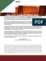 2020.10.19_Comunicado ao Mercado_Oscilação Atípica