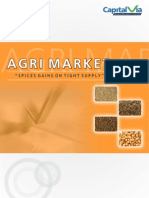 Agri Commodity Reports for the Week (28th March - 1st April - 2011)