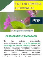 Cuidados de Enfermeria en Cardiopatias