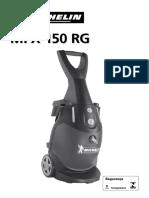 MPX 150RG