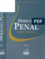 Penal Especial Tomo v - Alonso Peña Cabrera 2010 - Contra Administración Pública - Negociación Incompatible