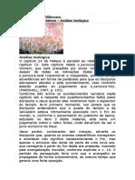 Escatologia de Mateus , Prof. Augusto 100000