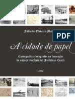 Cartografia e Fotografia na produção do espaço litorâneo de Fortaleza-CE
