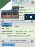 Análisis del PAT y RI  -  I.E. El Buen Pastor Grupo 4