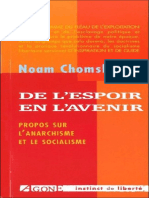 De l'Espoir en l'Avenir Propos Sur l'Anarchisme Et Le Socialisme by Noam Chomsky (Z-lib.org).Epub