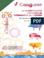 00 Programa v Congreso Anavepor