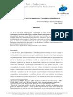 Paulo Freire e Mestre Pastinha conversas epistêmicas