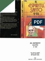 El Espirítu Santo Y Tú-Dennis y Rita Bennet