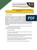 TIPS DE TRABAJO PARA TENER EN CUENTA DENTRO DE LOS SISTEMAS DE COMUNICACIÓN