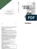 Olympus E-10 Manual PDF