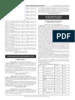 Detran-DF divulga lista de motoristas com CNH suspensa ou cassada