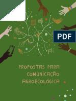 Propostas comunicacao agroecologica web