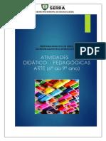 ARTES INTEGRADAS