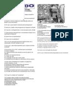 REVISÃO DE GEOGRAFIA 7° AP I MOT, formação do estado e território do Brasil e economia e disparidades socioterritoriais