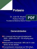 Potasio-Hiperkalemia