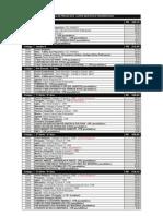 lista de livros 2010