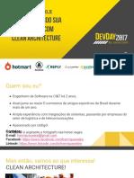 devday2017-HenriqueOelze-Arquitetura
